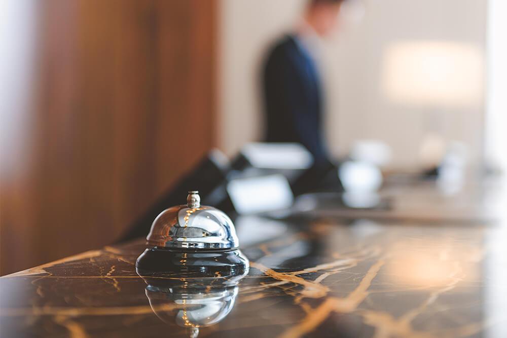 宿泊業―ホテル・旅館